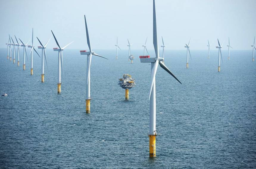 Offshore Wind Power From Treehugger Com
